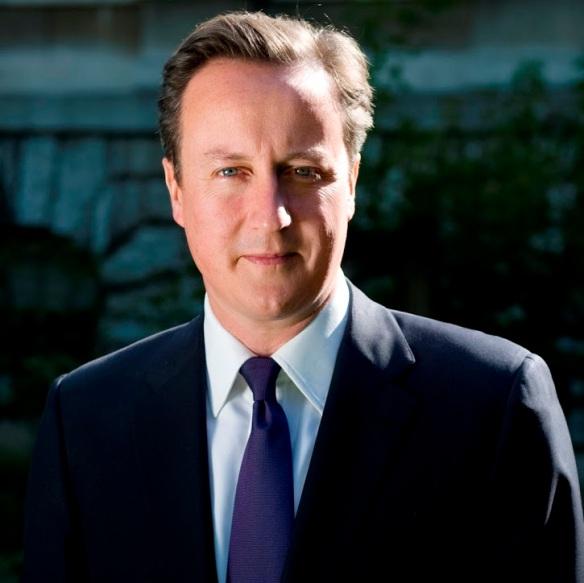 Φωτογραφία από τον λογαριασμό στο google+ του David Cameron