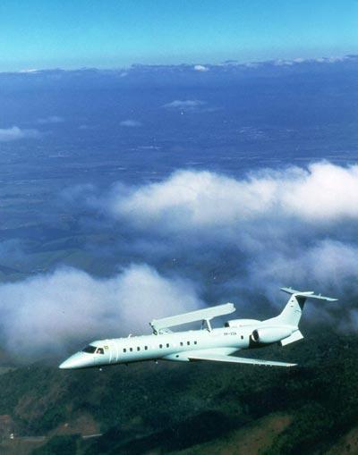 Βραζιλιάνικο Ε-99 ΑΕW & C (Πηγή Airforce-technology)