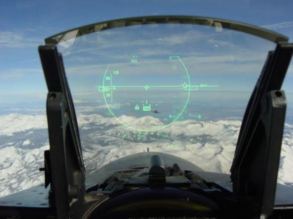HUD F-16 (Πηγή)