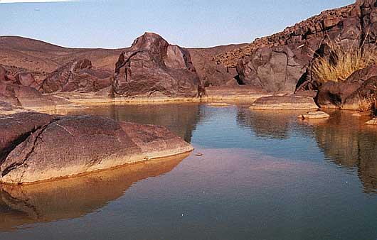 Εικόνα από τοπίο στην περιοχή Ifoghas