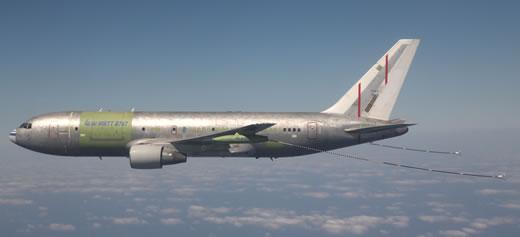 Μετασκευασμένο Boeing 767-300 σε ιπτάμενο τάνκερ Β767 ΜΜΤΤ