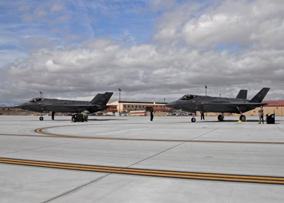 Από δοκιμές στην αεροπορική βάση Edwards
