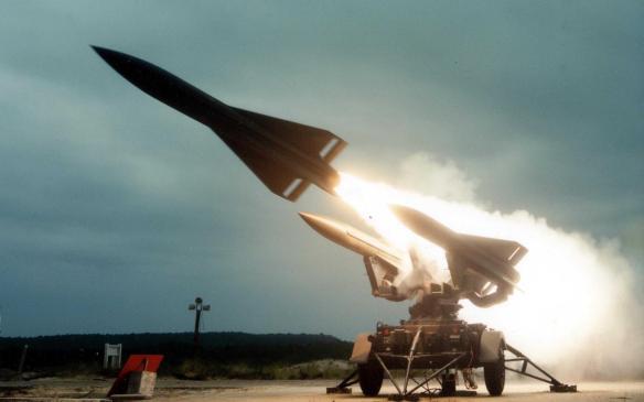 Εκτόξευση πυραύλου MIM-23B