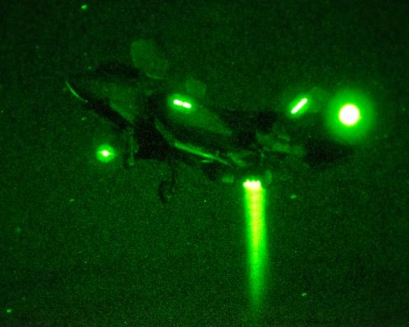 Αεροσκάφος F-35B των αμερικανών πεζοναυτών σε κάθετη απο-προσγείωση
