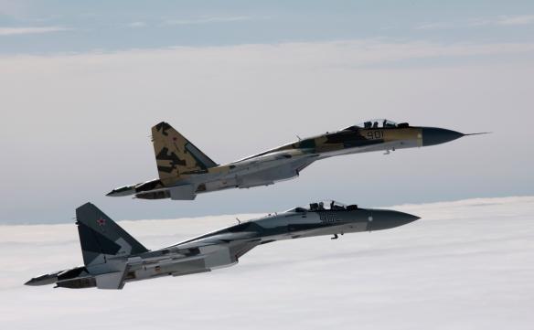 Ρωσικά Μαχητικά Su35