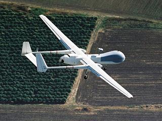To γαλλικό UAV Harfang, προιόν συνεργασίας της EADS και της ισραηλινής ΙΑΙ