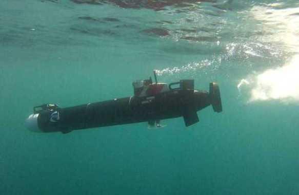Το Γαλλικό Ναυτικό ολοκληρώνει τις δοκιμές του Alister AUV που πραγματοποιούνται από το γαλλικο ECA.