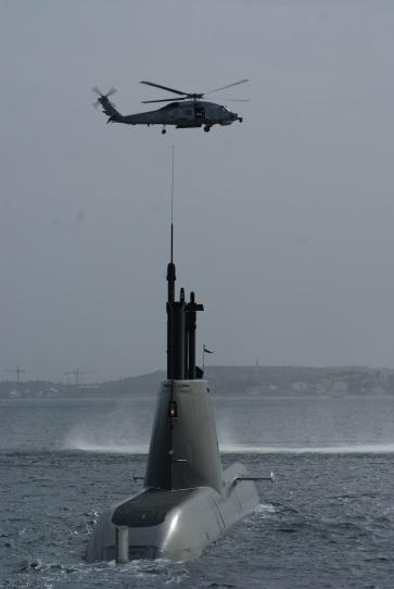 Το υποβρύχιο Παπανικολής το μόνο υποβρύχιο εφοδιασμένο με σύστημα AIP στο Αιγαίο