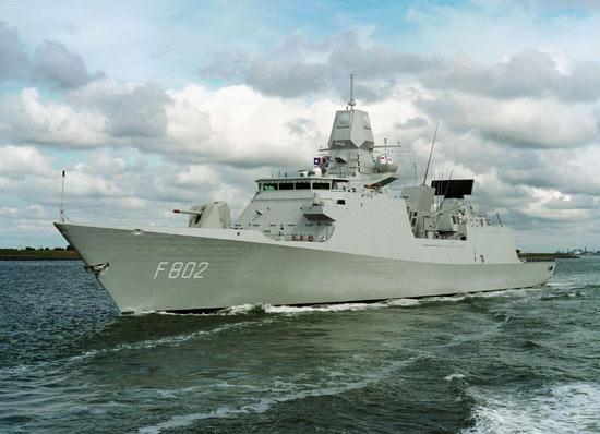 Οι φρεγάτες LCF, διακαής πόθος του ΠΝ. Αν αποδευσμευθούν μεταχειρισμένα πλοία του τύπου θα ήταν μάνα εξ ουρανού