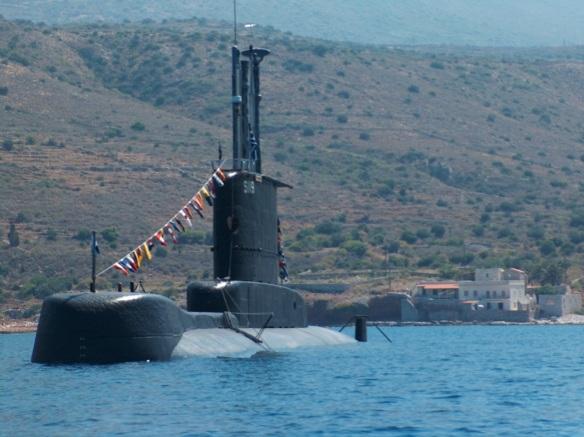 Το υποβρύχιο U 209/1200 Πόντος