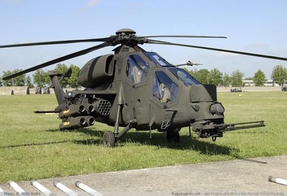 Το τουρκικό πρόγραμμα επιθετεικών ελικοπτέρων T-129 είναι μια από τις μελλοντικές βιομηχανικές συνεργασίες που έχει μεγάλο ενδιαφέρον