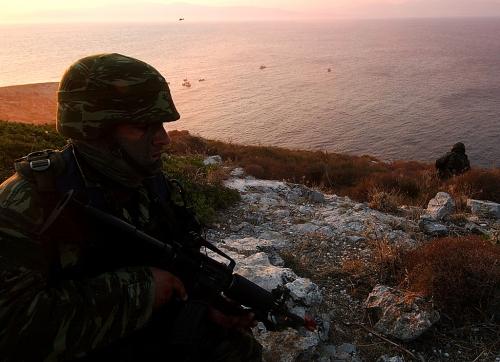 Το Ελληνικό Πεζικό θα δώσει μια από τις δυσκολότερες μάχες του στο Αιγαίο