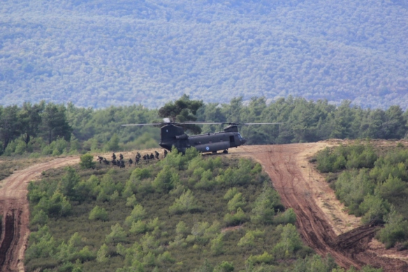 Σε περίπτωση που κάποιο ελληνικό νησί κινδυνεύσει να δεχθεί επίθεση η αποστολή ενισχύσεων θα είναι άμεση