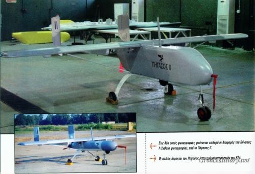 Ελπίζουμε μετά την τεχνογνωσία δεκαετιών να αναπτυχθεί μια χερσαία εκτοξευόμενη έκδοση του  UAV Πήγασος