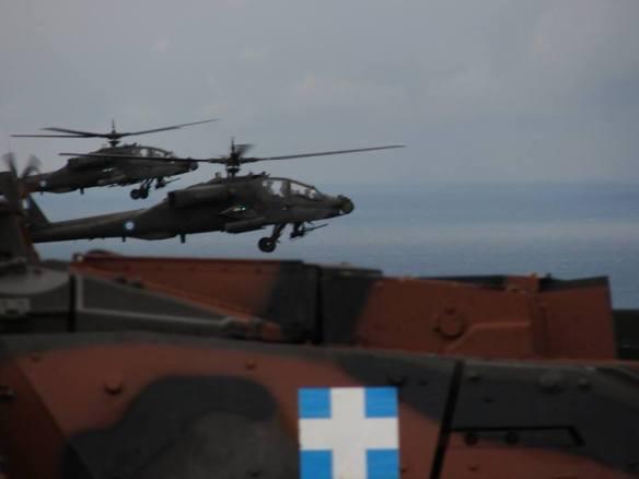 Η διενεργεια επιχειρήσεων συνδυασμένων όπλων αποτελεί το κλειδί για τη νίκη στον Έβρο