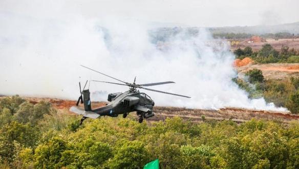 Τα ελικόπτερα AH-64 Apache θα προσδώσουν στην Ελληνική Πλευρα το επιδιωκόμενο συγκριτικό πλεονέκτημα