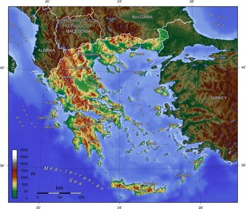 Greece_topo