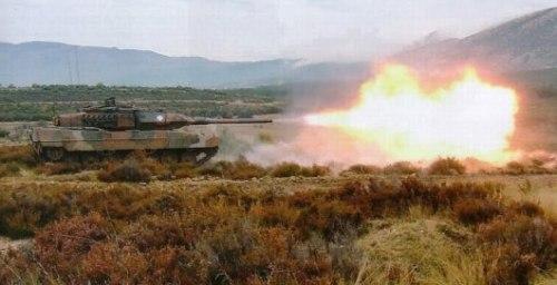 Το Leopard 2A6 HEL, το ισχυρότερο επιθετικό μέσο στην Ανατολική Θράκη