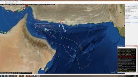 Ένα υποθετικό σενάριο για το πως το αμερικανικό ναυτικό  θα επικρατήσει στα Στενά του Ορμούζ απέναντι στις Ιρανικές Δυνάμεις