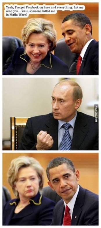 Βασισμένο στις εξελίξεις στην Κριμαία- (Πηγή 9gag.com)