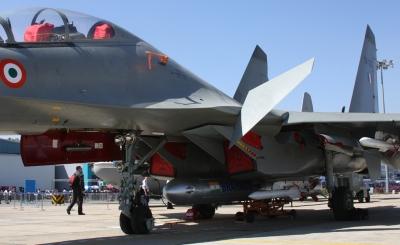 Γύρω από το μαχητικό Su-30 MKI έχει αναπτυχθεί και ο υπερηχητικός πύραυλος ASM Brahmos...