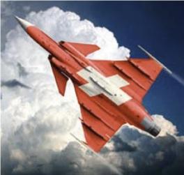 Το μέλλον του ελβετικού Gripen E/F θα κριθεί στις 18 Μαιου μέσω δημοψηφίσματος