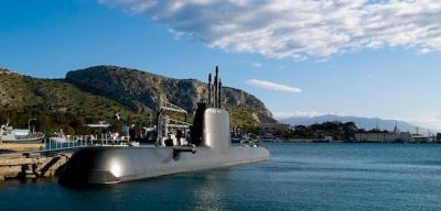 Το υποβρύχιο U-214 Παπανικολής αναμένεται πολύ σύντομα να επιχειρεί μαζί με τα υπόλοιπα αδερφά υποβρύχια στο Αιγαίο