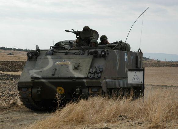 Η ενίσχυση με μεταχειρισμένα Μ113  πόσο θα ενισχύσει τελικά τις ΕΕΔ?