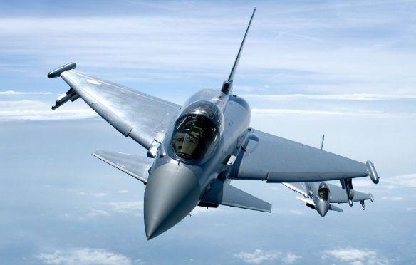 Το κόστος συντήρησης των αεροσκαφών Eurofighter ευθύνεται για την καθήλωση ολόκληρης της αυστριακής αεροπορίας