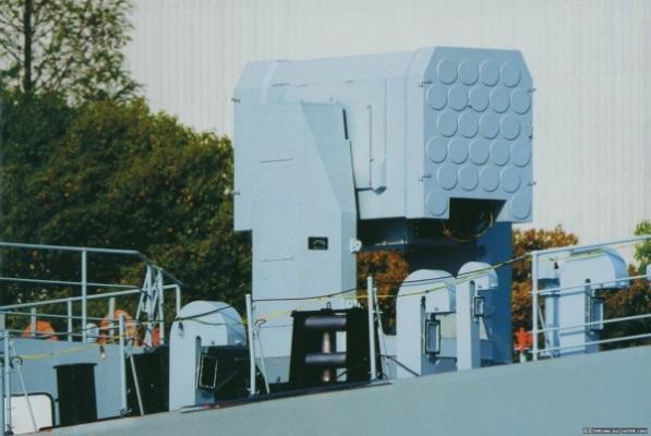 To σύστημα άμυνας πλοίων ΗQ-10. Σας θυμίζει κάτι?