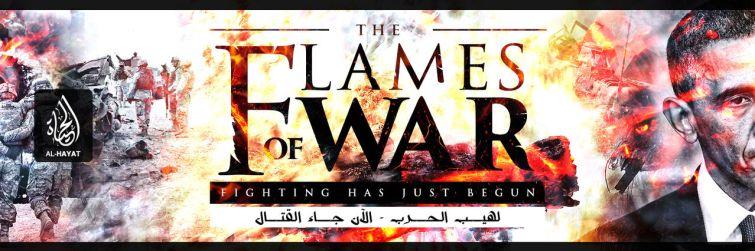 """""""Η μάχη μόλις άρχισε"""" ισχυρίζονται οι μαχητές της ISIS ξεκινώντας μια παγκόσμια καμπάνια τρομοκρατίας..."""