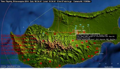 Οι πρώτες σκιές των Yildirim απλώνονται από την Μεγαλόνησο