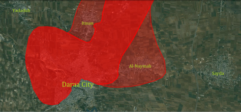 Daraa-City-map